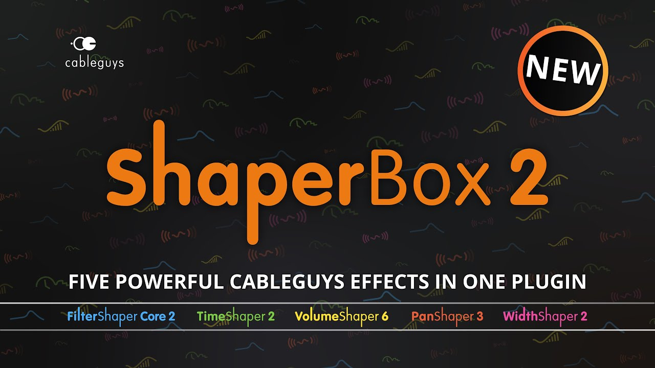 Video related to ShaperBox 2