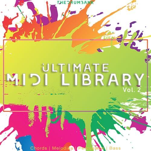 Ultimate MIDI Library Vol.2