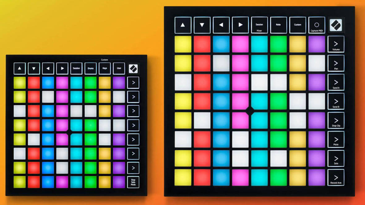 Novation Introduces The Launchpad X and Mini MK3
