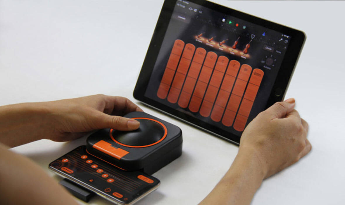 Skwitch Is A One-Button Music Making Gadget for iOS