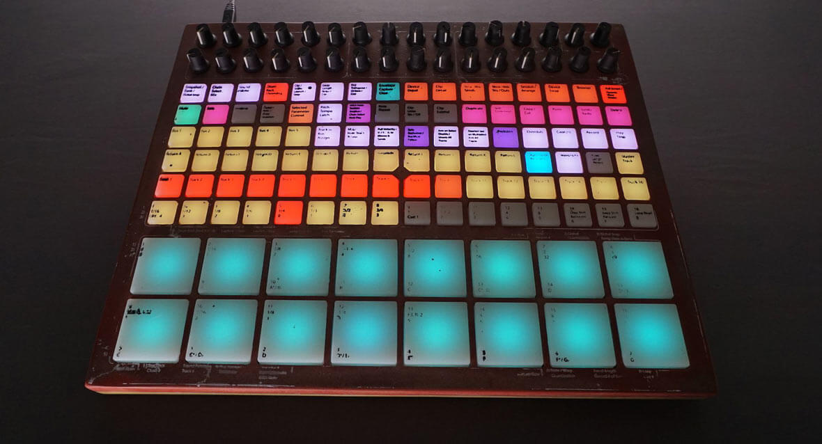 Strata Is A Next-Generation Control System For Ableton Live