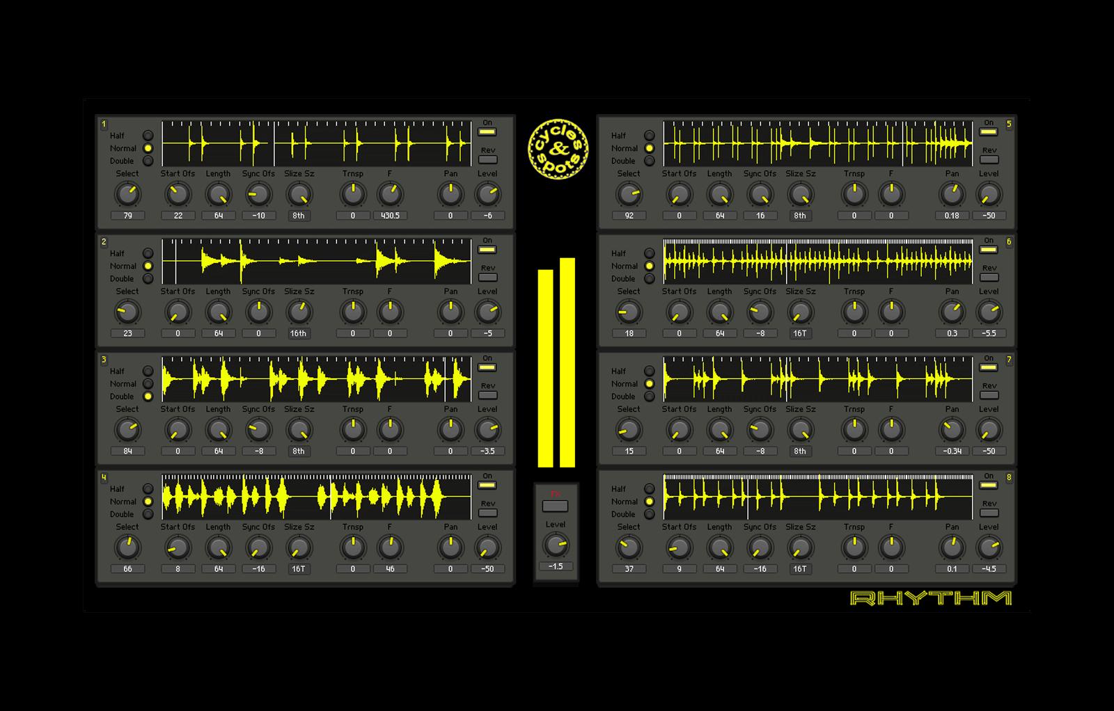 Reaktor Rhythm