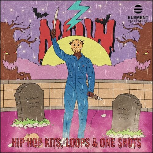 NOW :04 HIP HOP KITS, LOOPS & ONE SHOTS