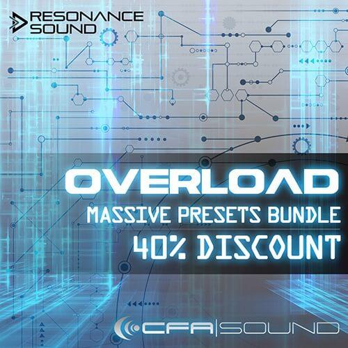 CFA-Sound – OVERLOAD Massive Presets BUNDLE