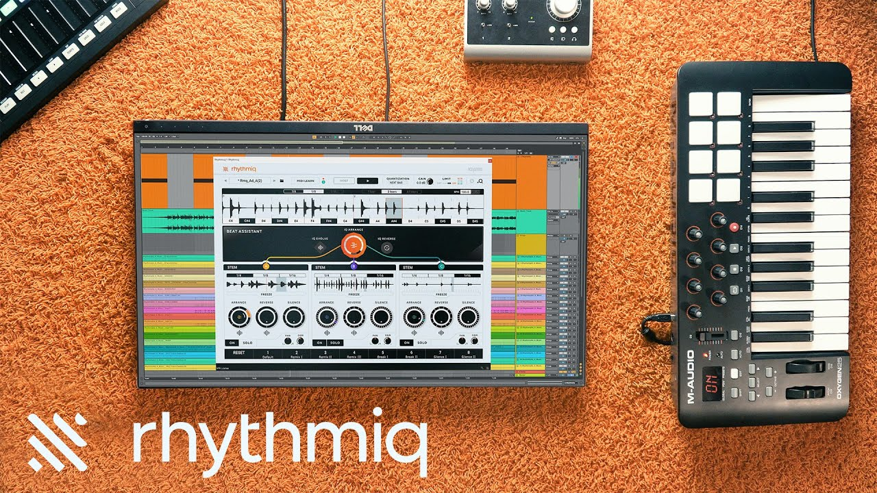 Video related to Rhythmiq