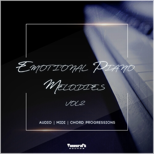 Tunecraft Emotional Piano Melodies Vol.2