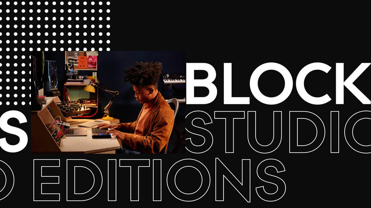 ROLI BLOCKS Studio Editions Are Now Available