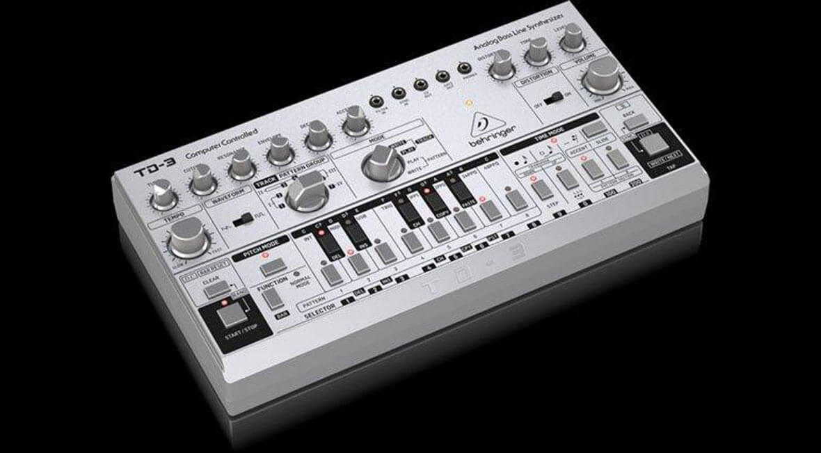 Behringer Announces The TD-3, TB-303 Clone