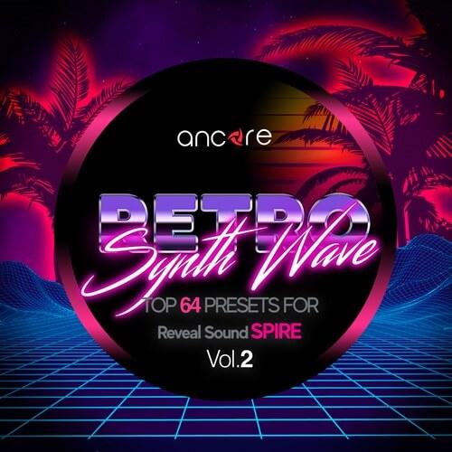 Spire Retro Synthwave Vol.2
