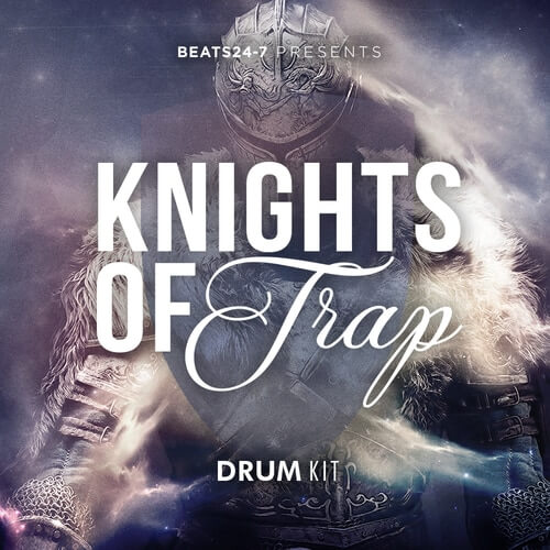 Knights of Trap Drum Kit