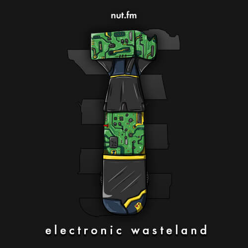 electronic wasteland