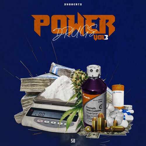 POWER DRUGS Vol.3