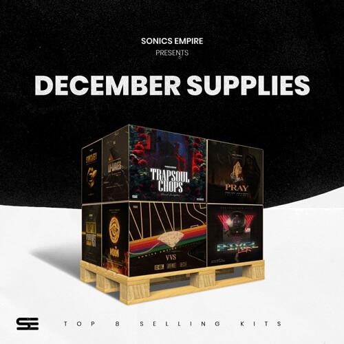 December Supplies Bundle