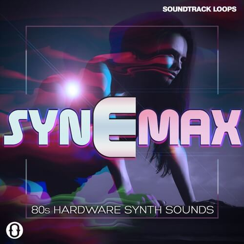 SynEmax: Synthwave Loops & Maschine Kits