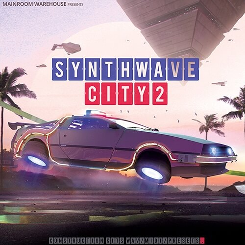 Synthwave City 2