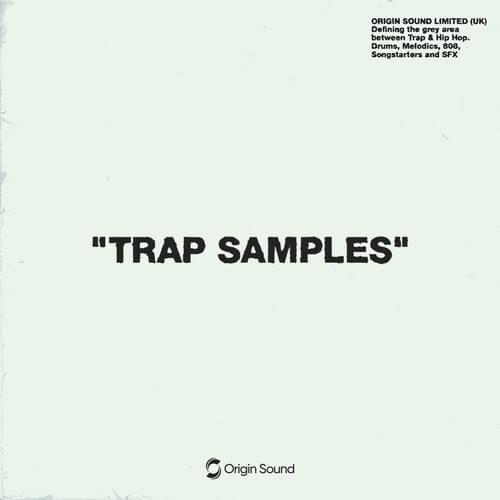 """""""Trap Samples"""""""
