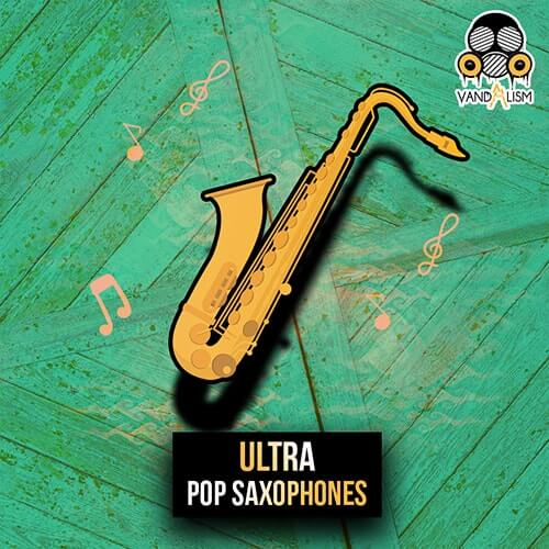 Ultra Pop Saxophones
