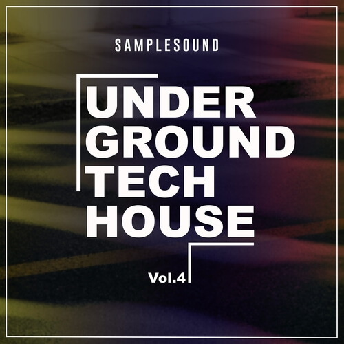 Underground Tech House Vol 4
