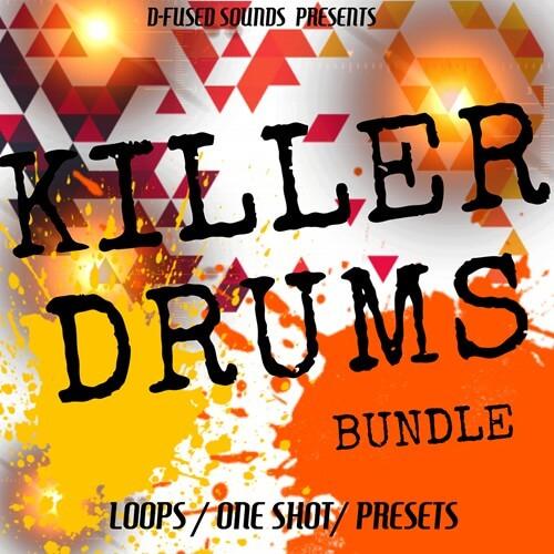 Killer Drums Bundle