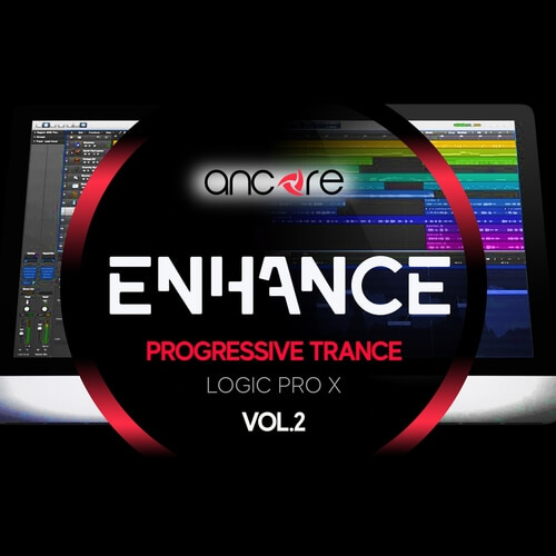 ENHANCE Progressive Trance Logic Template Vol.2