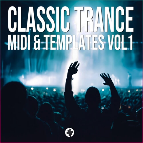 Classic Trance MIDI & Templates Vol.1