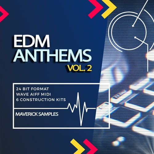EDM Anthems Vol 2