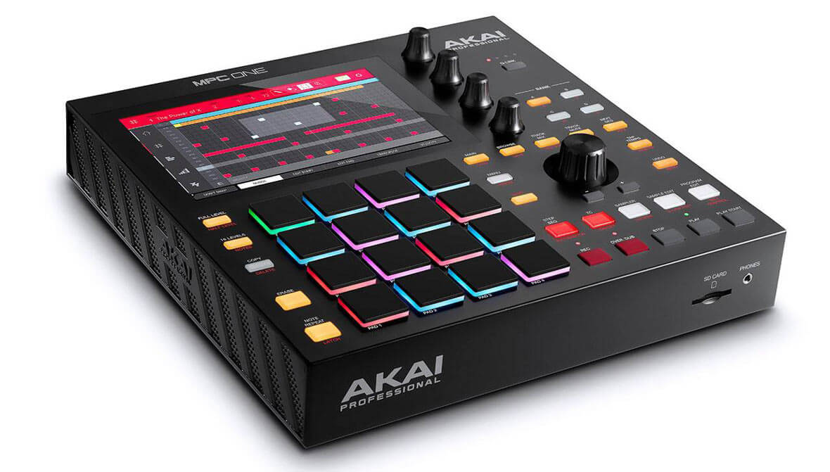 NAMM 2020: Akai Pro Introduces The MPC One