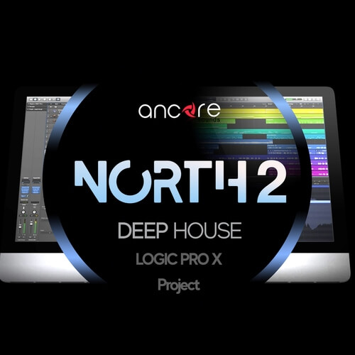 NORTH 2 Deep House Logic Template