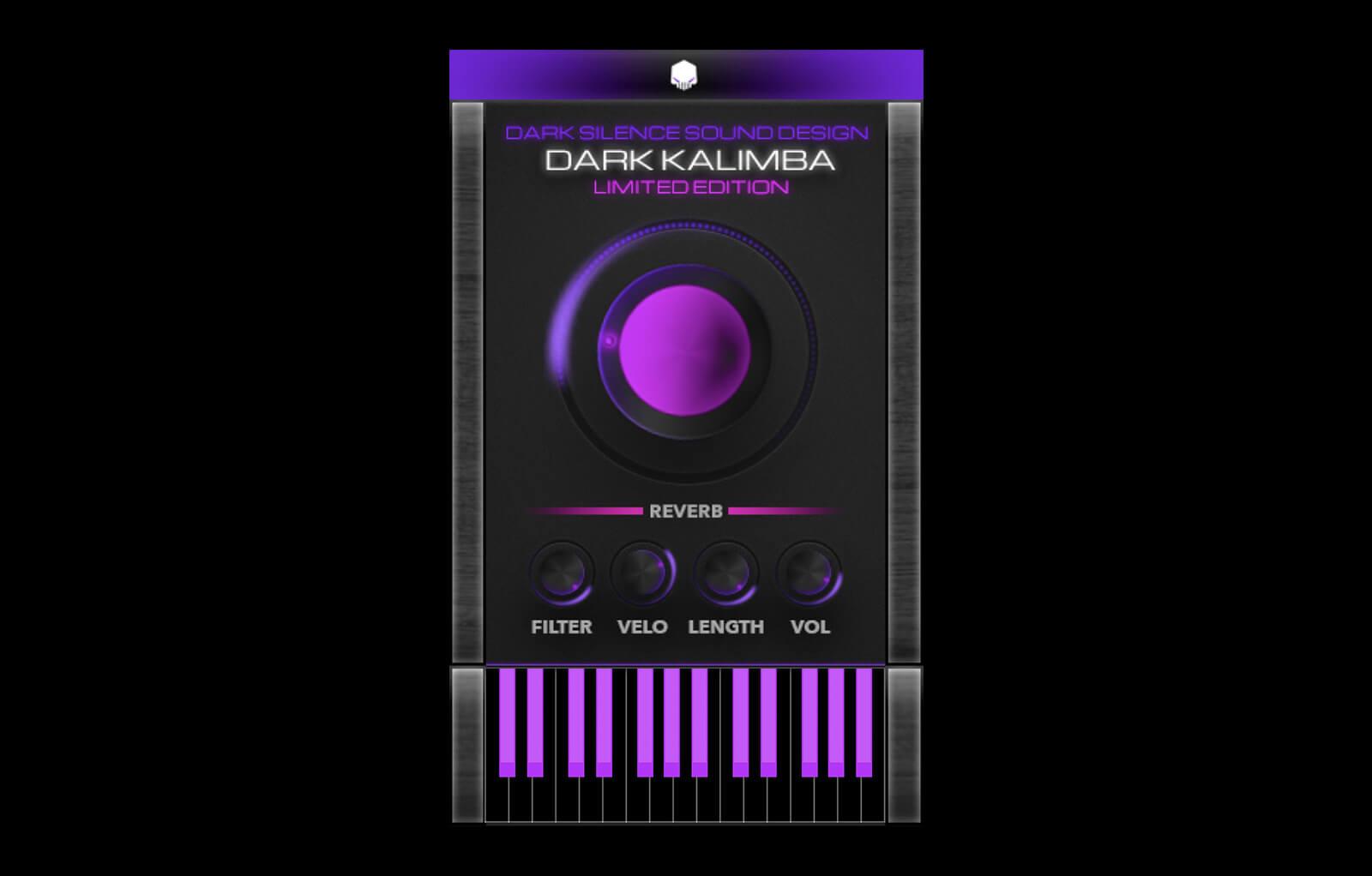 Dark Kalimba LE