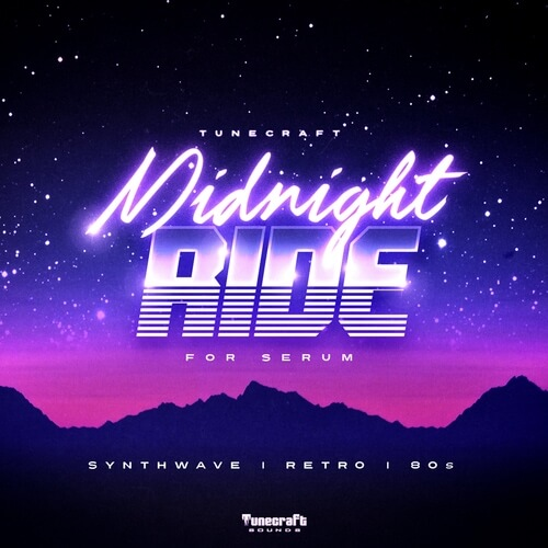 Tunecraft Midnight Ride for Serum
