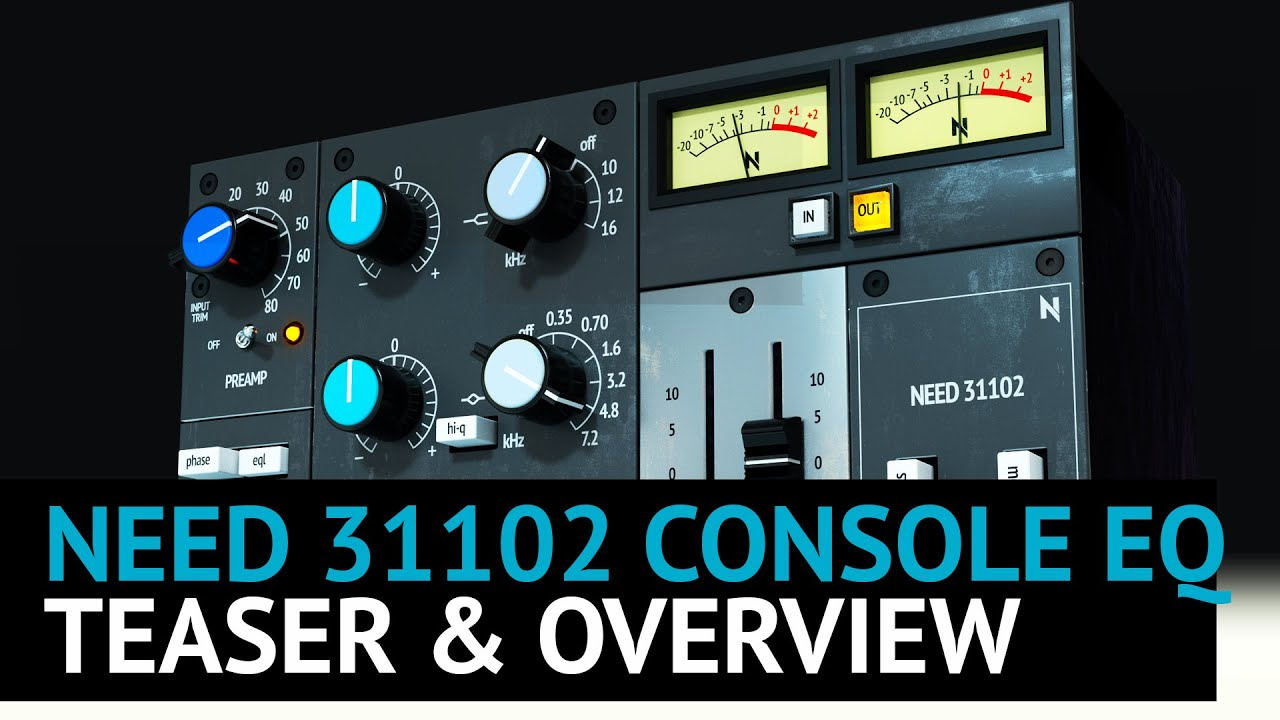 Video related to Need 31102 Console EQ