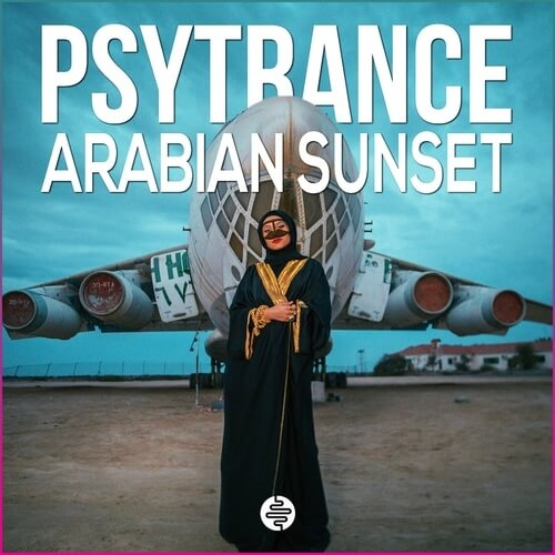 Psytrance Arabian Sunset