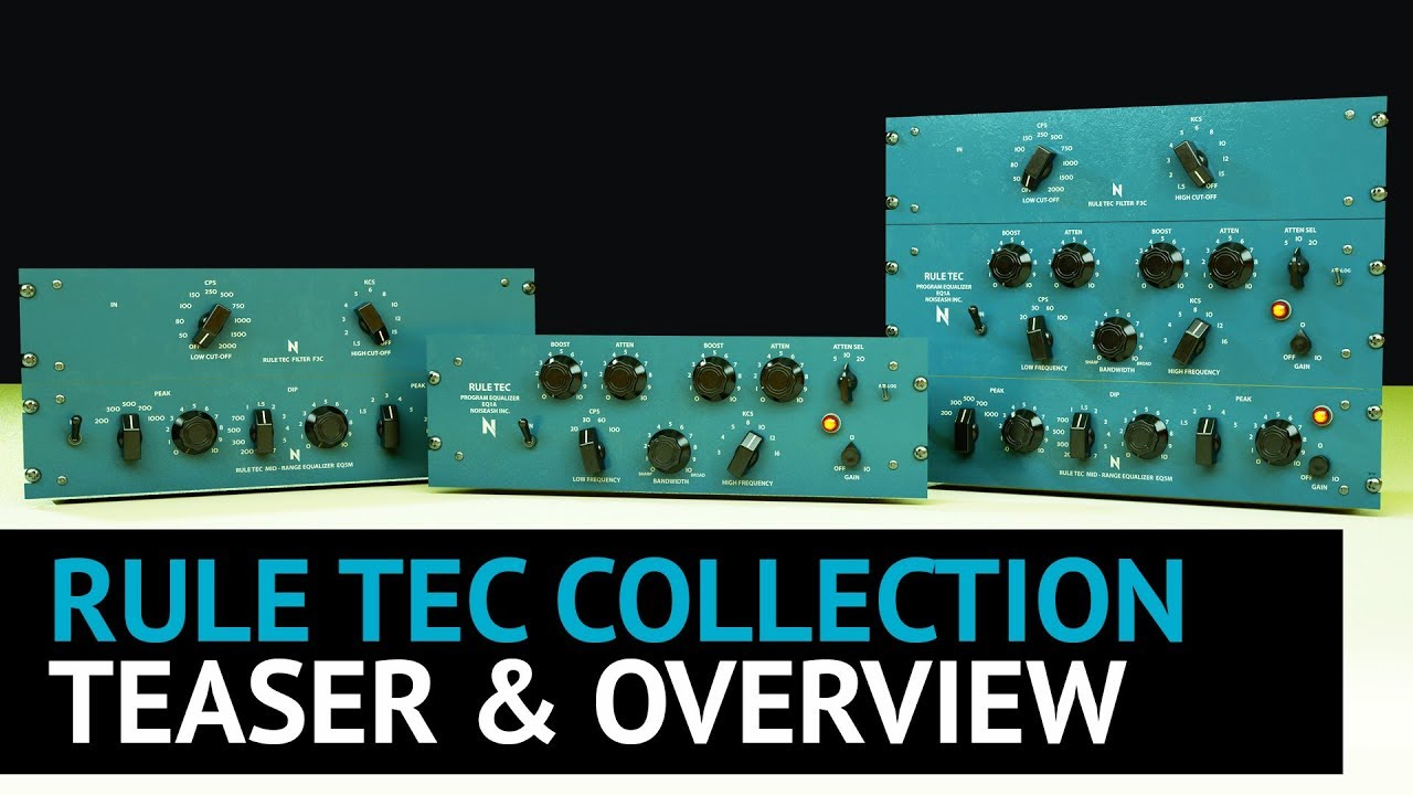 Video related to Rule Tec EQ1A