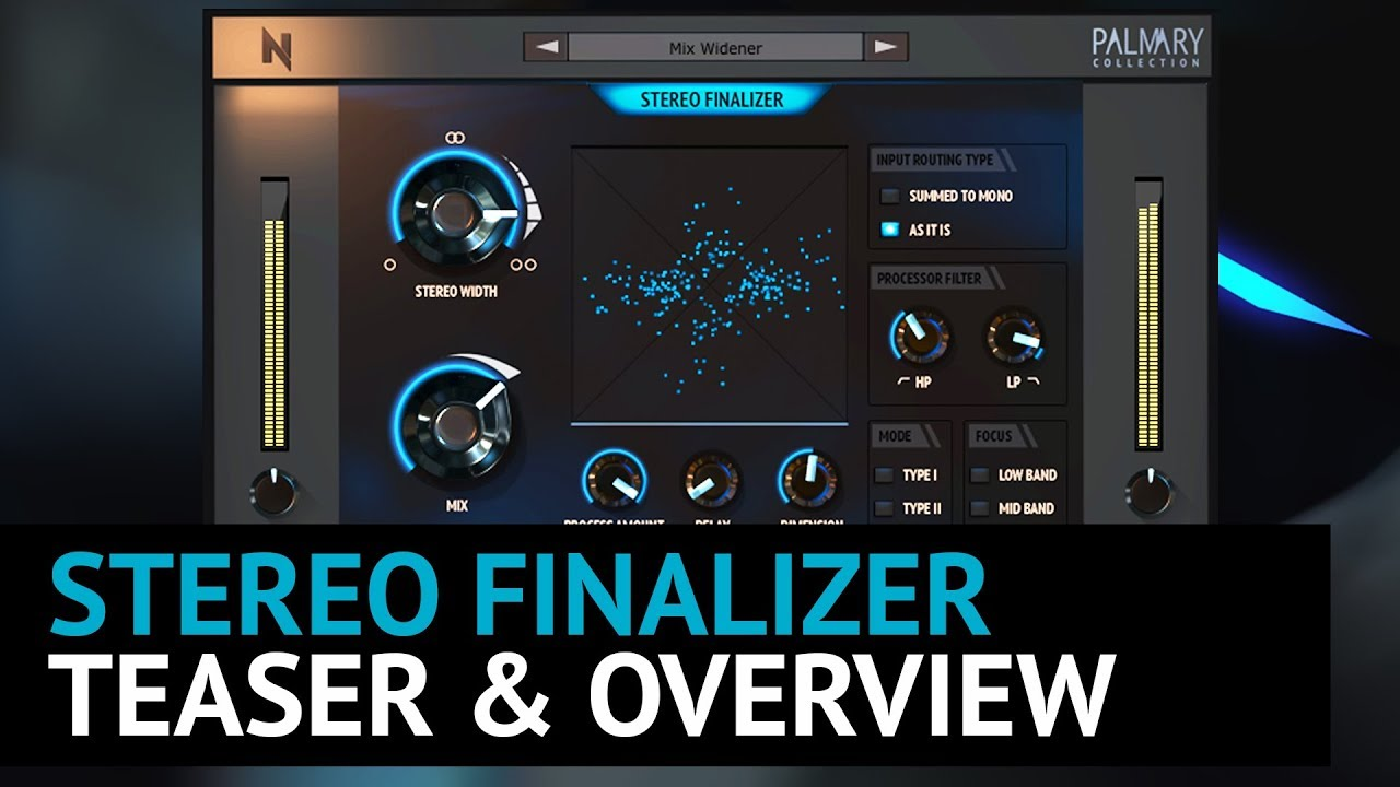 Video related to Stereo Finalizer