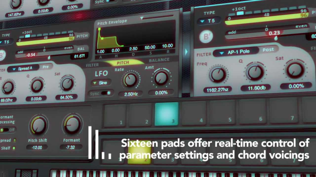 Video related to Vocalizer Pro