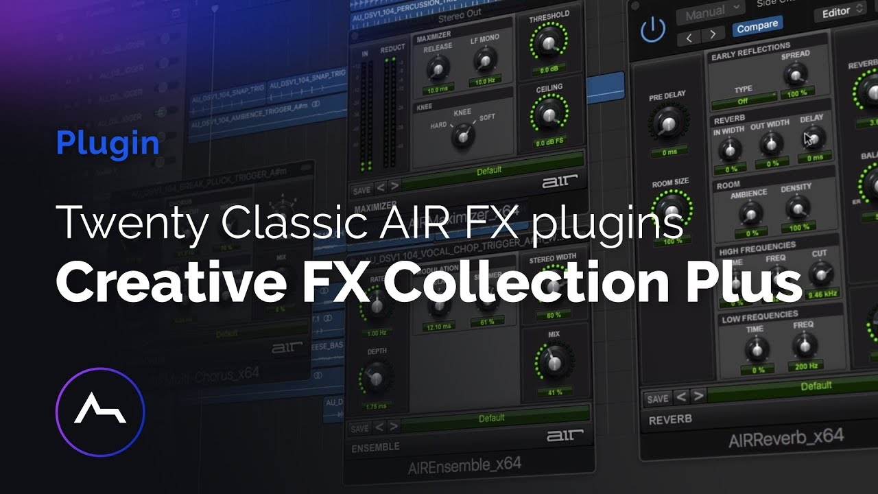 Video related to Creative FX Collection Plus
