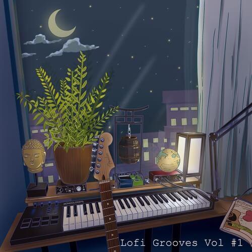 Lofi Hip Hop Grooves Vol.1