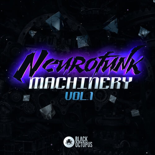 Blackwarp - Neurofunk Machinery Vol 1