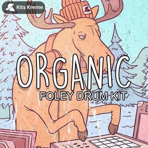 Organic Foley Drums