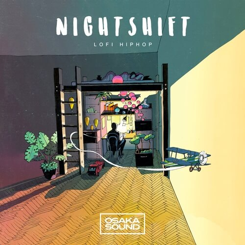 Nightshift - Lofi Hip Hop