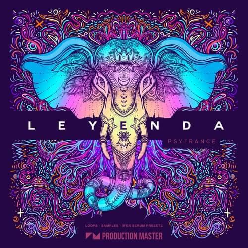 Leyenda - Psytrance