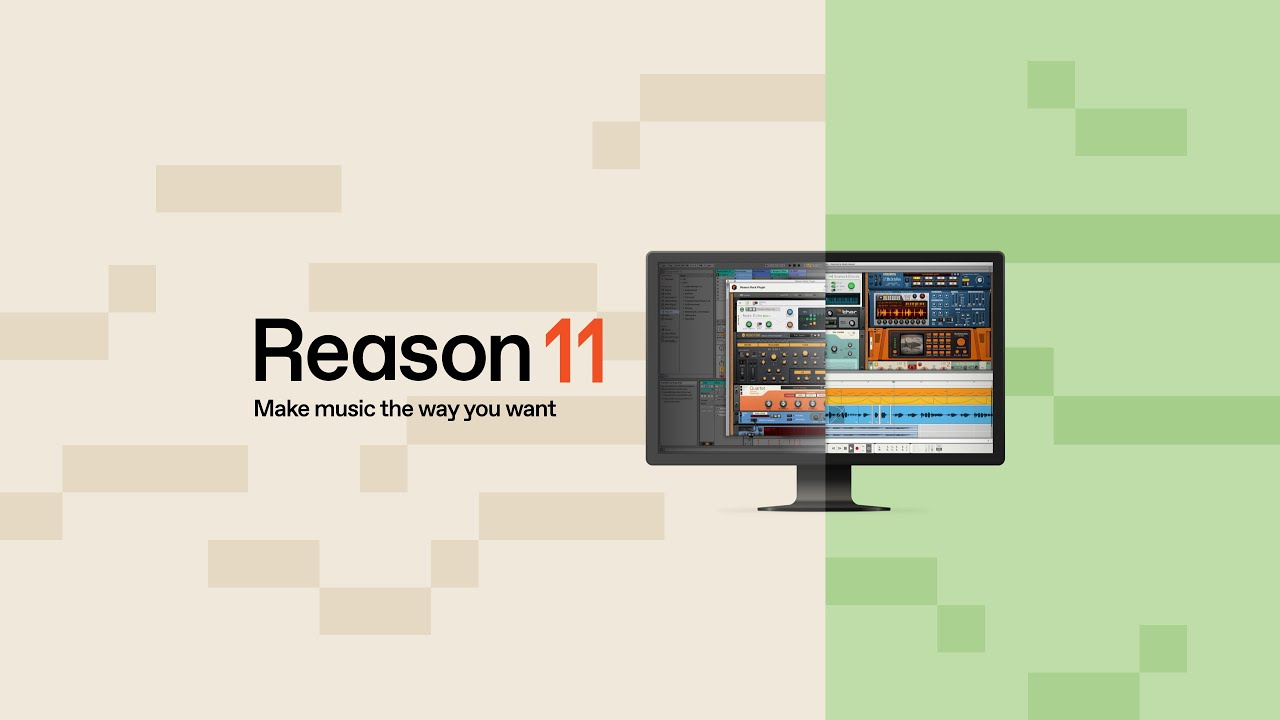 Video related to Reason 11 Intro - The essentials package