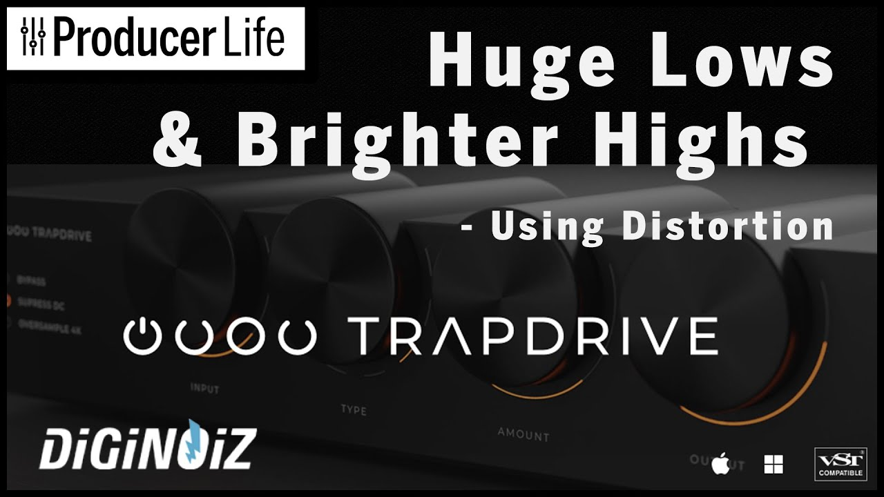 Video related to TrapDrive