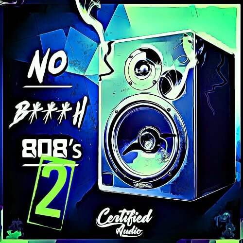 No BS 808's Vol.2