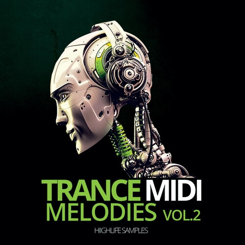 Trance Midi Melodies Vol.2