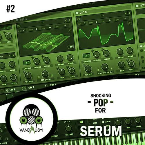 Shocking Pop For Serum 2