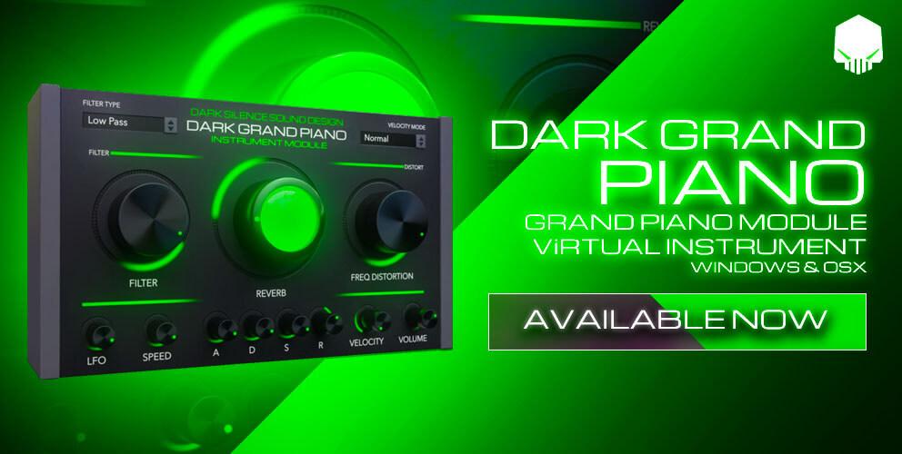 Dark Grand Piano VST - ADSR