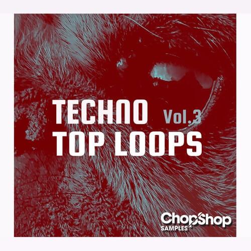 Techno Top Loops Vol. 3