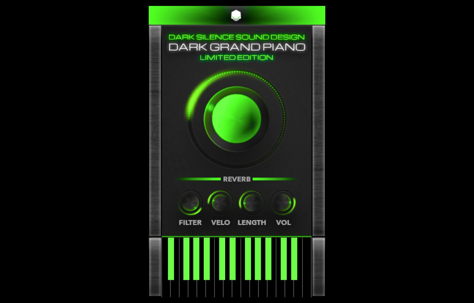 Dark Grand Piano LE