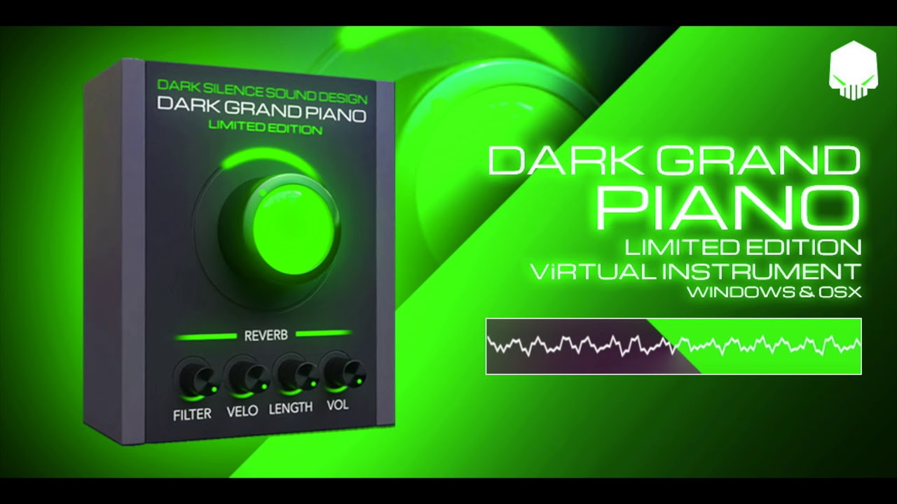 Video related to Dark Grand Piano LE